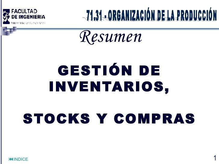 06 cl-resumen gestion de stocks y compras-100415