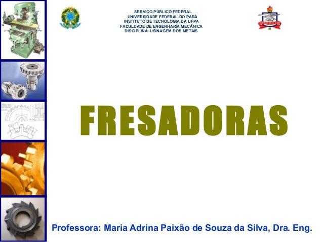 SERVIÇO PÚBLICO FEDERAL                  UNIVERSIDADE FEDERAL DO PARÁ                INSTITUTO DE TE...