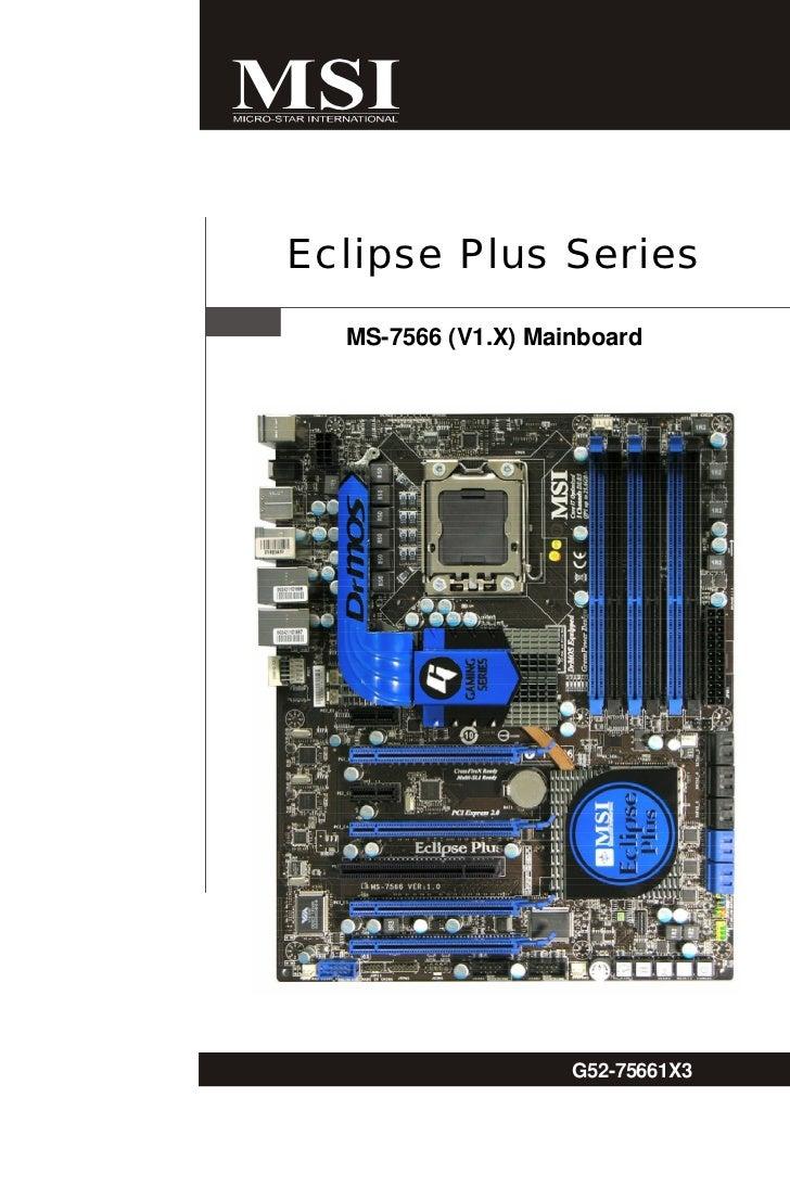 06.Manual Eclipse Plus