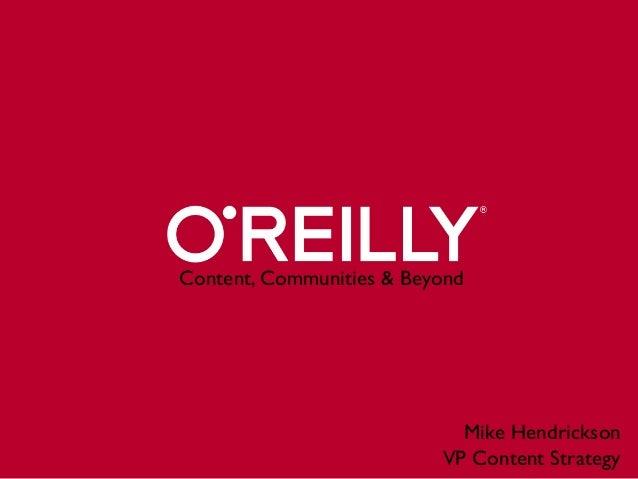 OWF13 - O-Reilly