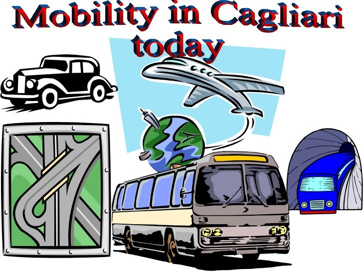 Mobility in Cagliari today