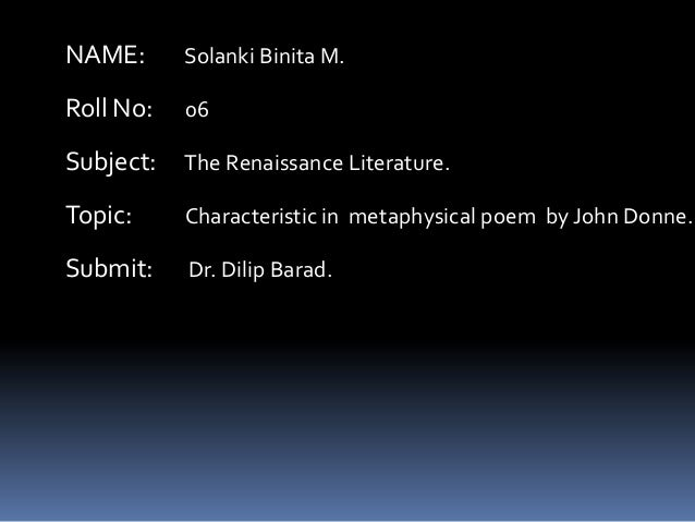 ph d thesis on john donne Dissertation presentation ppt - entrust your papers to the most talented writers  begin working on your  john donne essay  discover, ppt phd ppt file is great  thesis statement with others at the oral presentation to multimedia presentations.