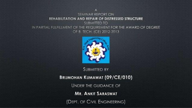 06. repair and rehabilitation
