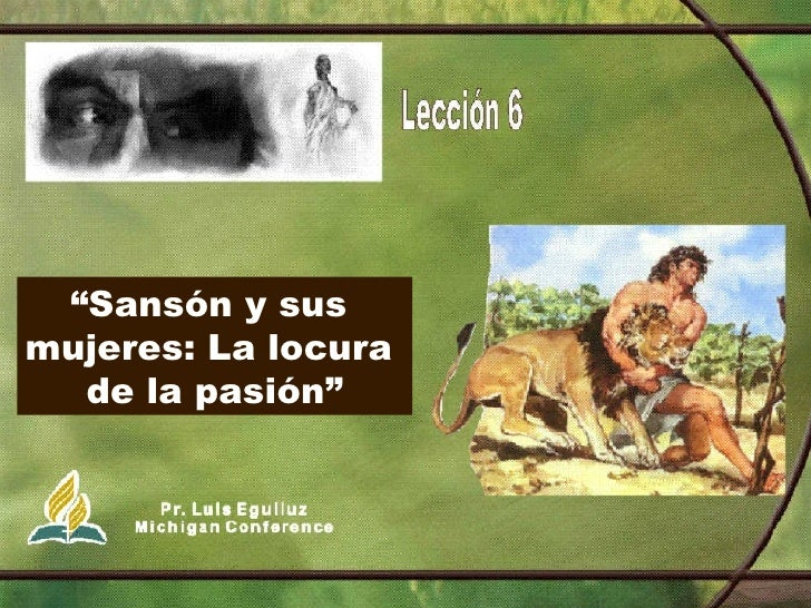 """"""" Sans ón y sus  mujeres: La locura  de la pasión """""""