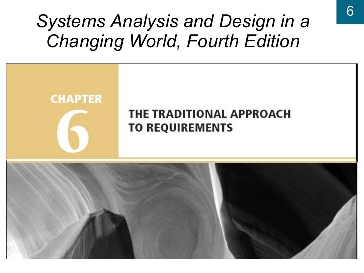 06 si(systems analysis and design )