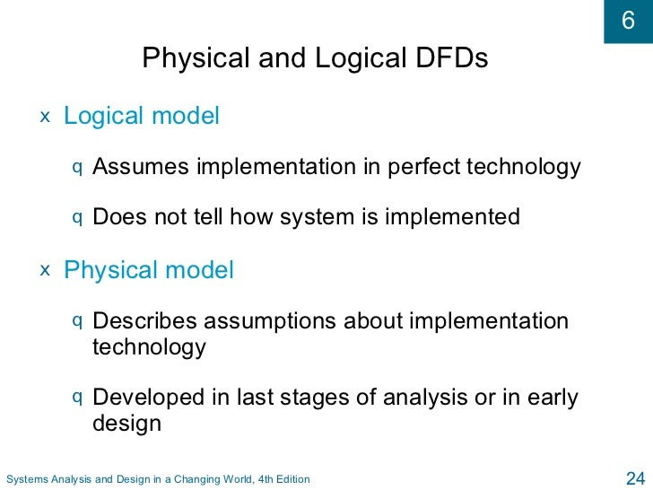 difference between logical and physical design Learn about the differences between a logical data model and a physical data model terms presented include: unique identifier and primary key.