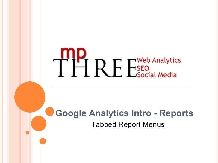 06 web-analytics tabbed-report-menus