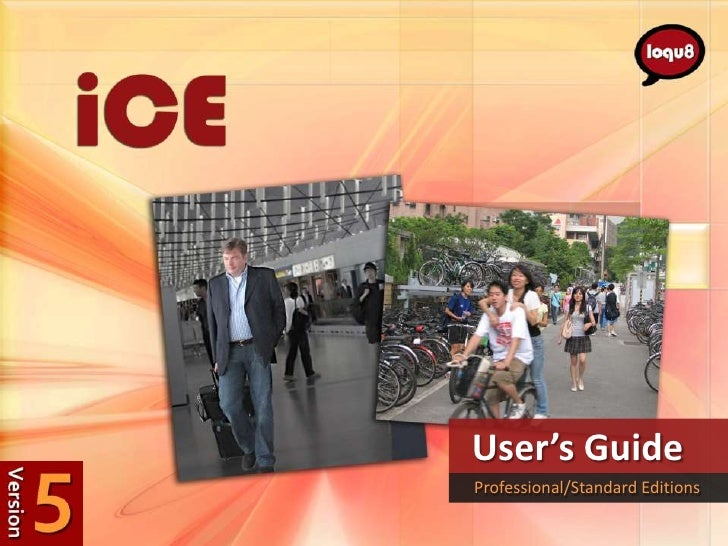 User's Guide Professional/Standard Editions