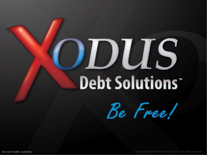 Debt Elimination Business Opportunity
