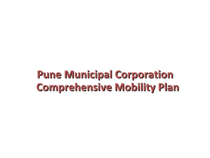 061. Comprehensive Mobility Plan   Intro