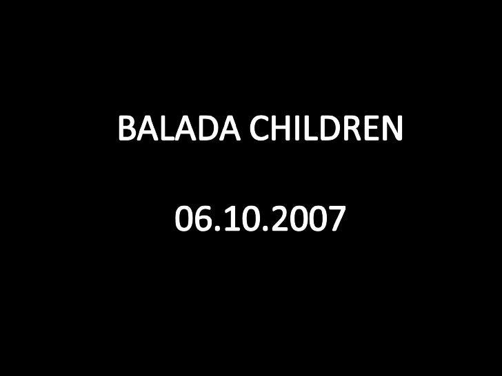 06.10.07   Children