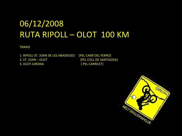 06122008 Ripoll Girona