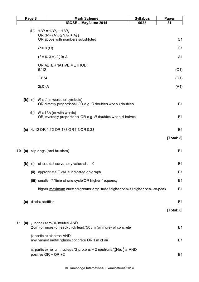 Ib english paper 1