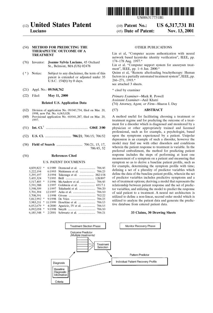 06317731 Patent page 1