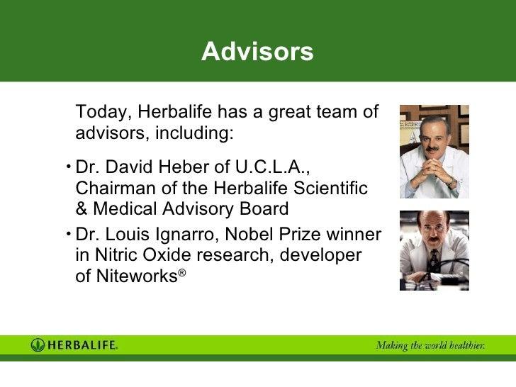 Herbalife Opportunity HOM Presentation PPT
