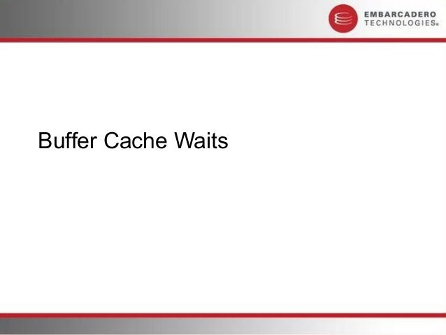 Oracle 10g Performance: chapter 06  buffer cache