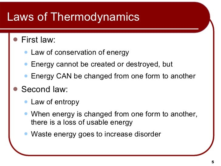 laws of thermodynamics Thermodynamics: thermodynamics, science of the relationship between heat, work, temperature, and energy.