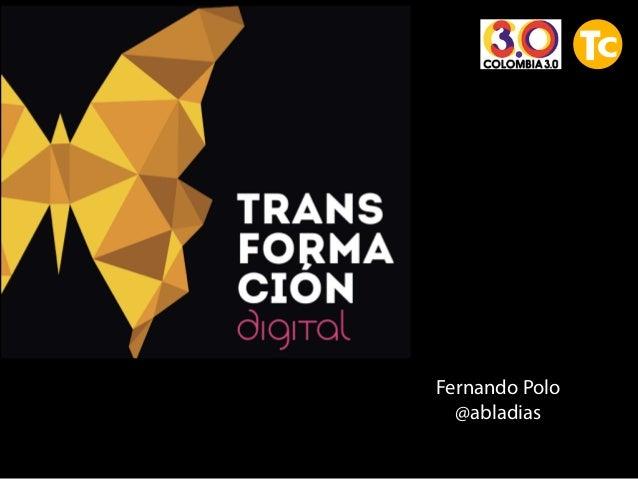 Fernando Polo  @abladias