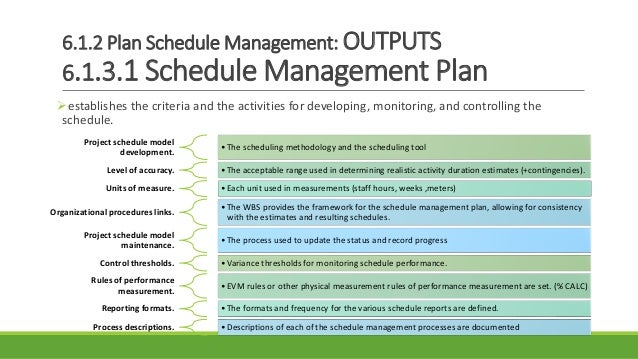 scheduling templates