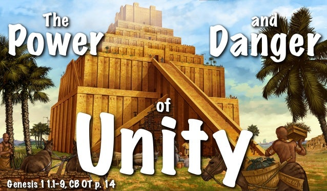 The Power and Danger of Unity