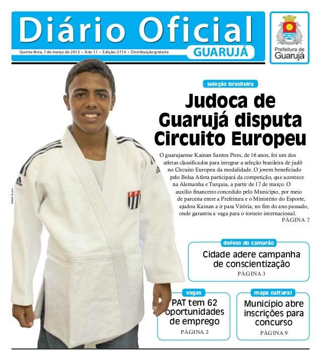 Diário Oficial 07-03-2013