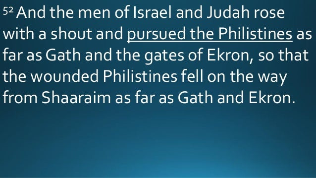 ekron guys Searchable new living translation bible online and bible search  2 kings 1 elijah confronts  why are you sending men to baal-zebub, the god of ekron,.