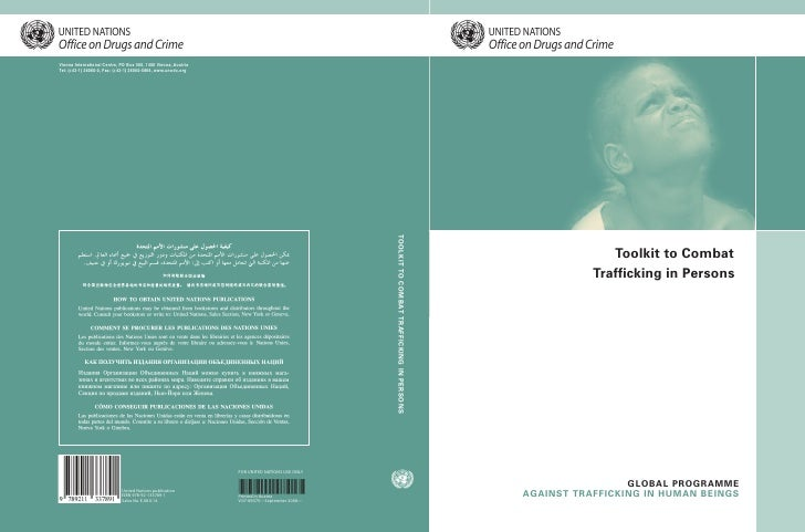 Toolkit to Combat Trafficking in Persons (2nd edition, October 2008)