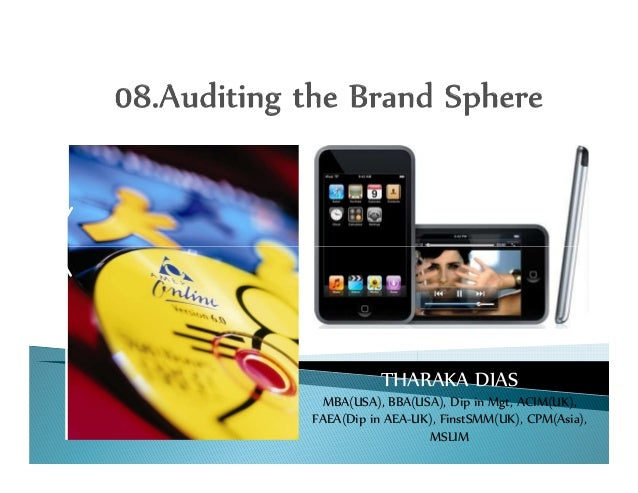 07.auditing the brand sphere