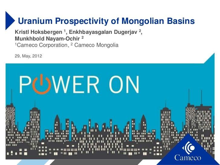 Austria Conference-07 kh-iaea-mongolian rift basins-2012