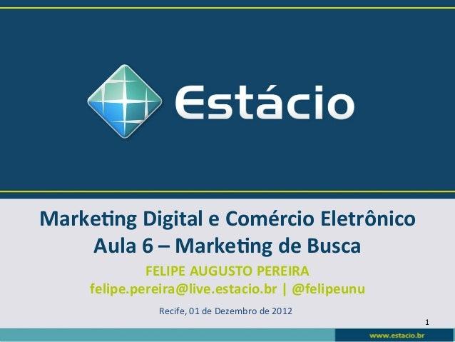 Marketing de Busca