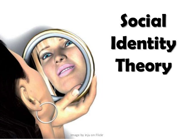 Social Identity Theory Image by inju on Flickr