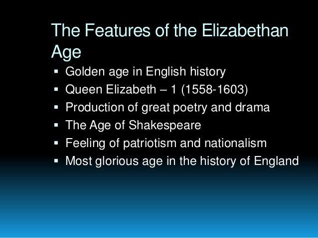the elizabethan era in england essay