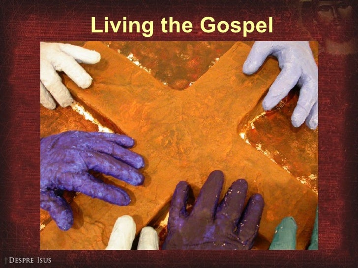07. Why Dont Christians Live The Gospel