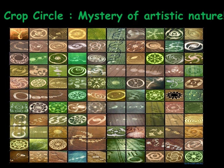 Crop Circle : Mystery of artistic nature!!!