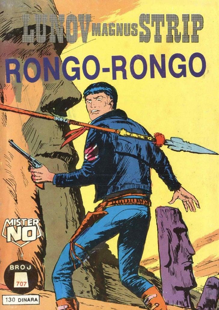 0707. rongo rongo