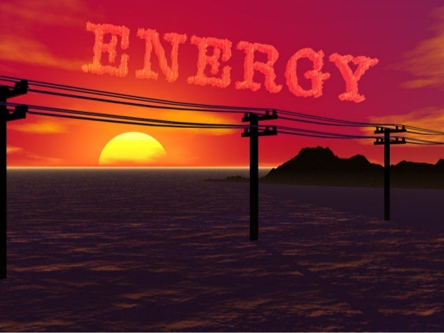 The Law of Conservation of Energy  • Energy cannot be created or destroyed; it may be transformed from one form into anoth...