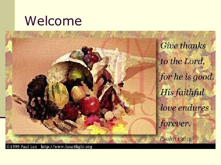 071125 Psalm 136 Sermon