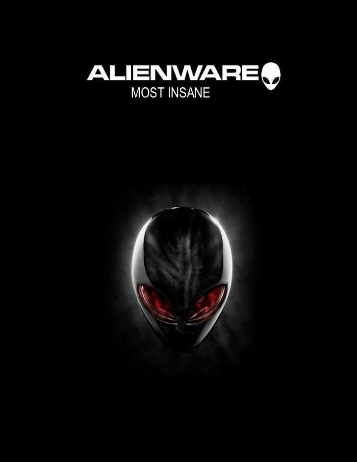Alienware's Most Insane Laptop