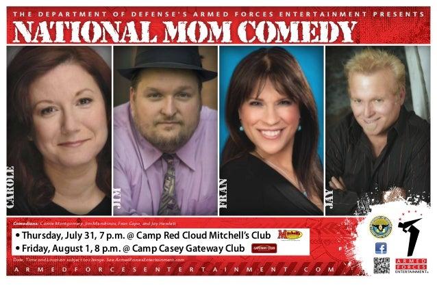 National Mom Comedy