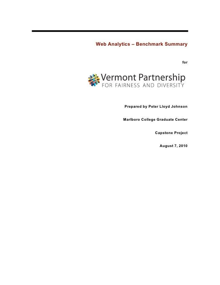 073110 site analytics_benchmark