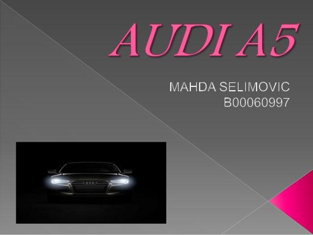  Die Wahrheit in der Technik  Es zeigt uns das ein Audi die wahre Technik zeigt