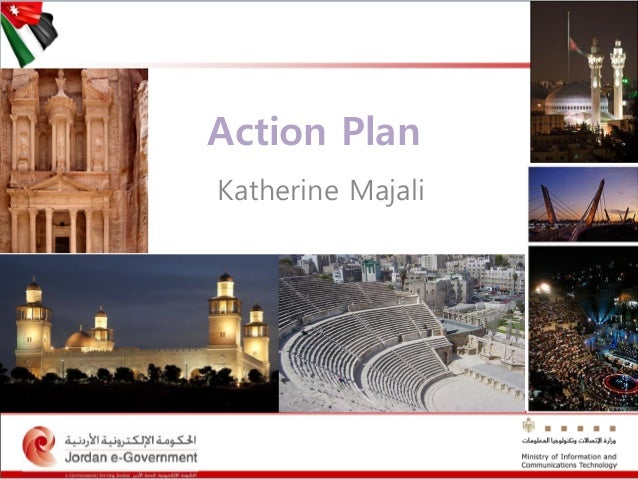 [e-Government Program Action Plan : Amman, Jordan]