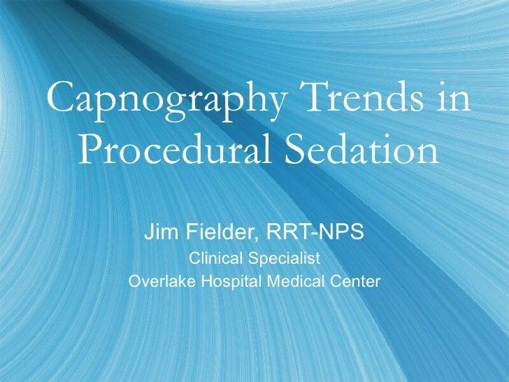 07 capnography trends in procedural sedation