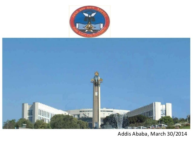 Addis Ababa, March 30/2014