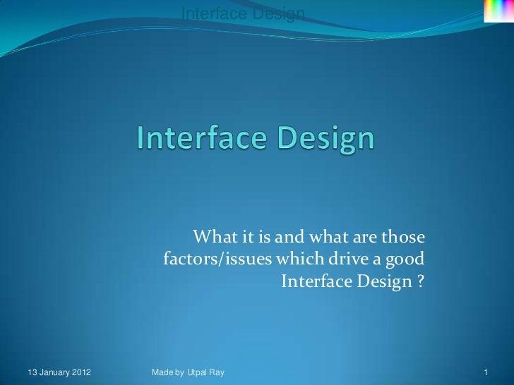 07 interface design