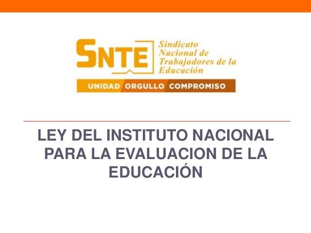 Centro nacional de evaluacin para la educacin ac share - Centro nacional del vidrio ...