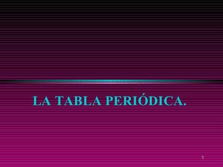 Tabla Periodica1