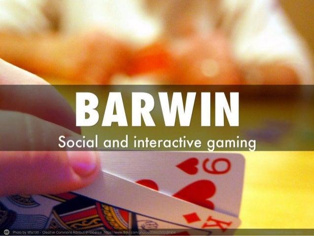 BarWin - Social and interactive gaming