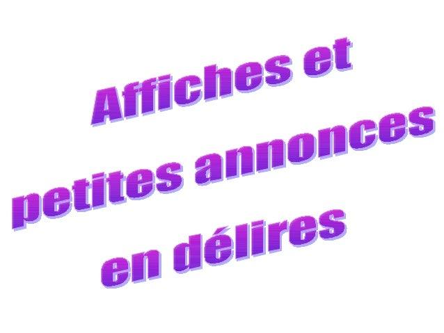 D'autres sur:  Diaporamas-a-la-con.com Le site des meilleurs diaporamas humoristiques [Attention le passage du pointeur de...