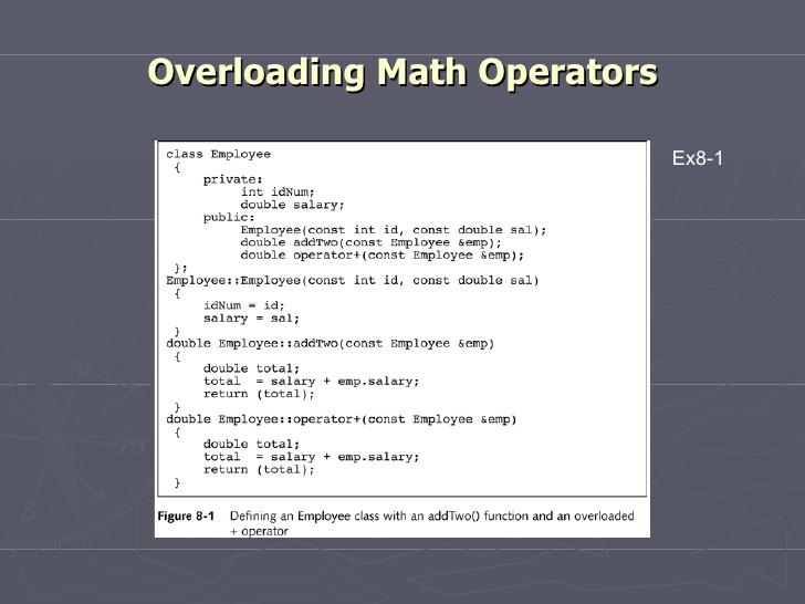 C++ Tutorial: Operator Overloading I - 2015